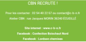CBN recrute