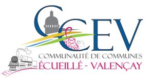 Logo Communauté de Communes Ecueillé - Valençay