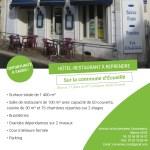 Hôtel-restaurant Ecueillé