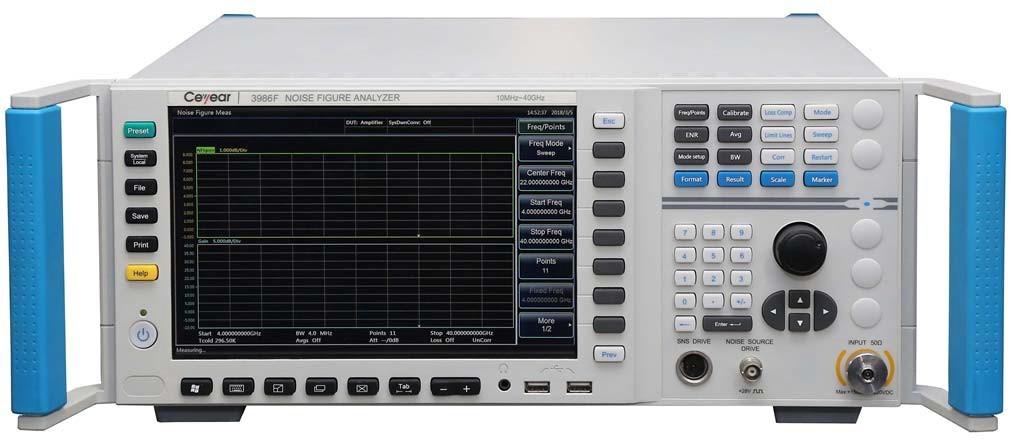 3986 Series Noise Figure Analyzers