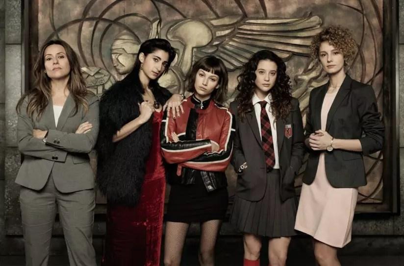 La Casa Di Carta Poliziotte E Criminali Le Donne Nella Serie