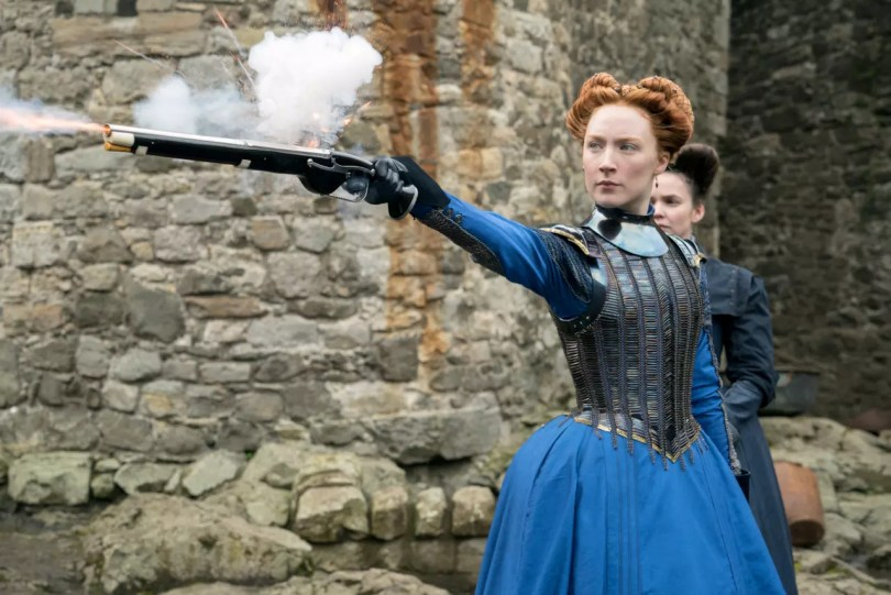 Risultati immagini per maria regina di scozia locandina
