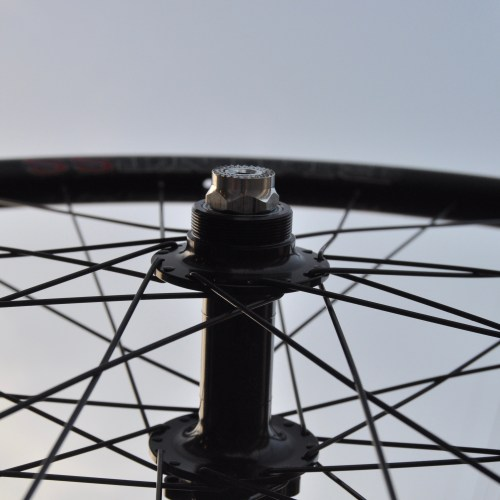 Gorilla Spun Wheel Building Class