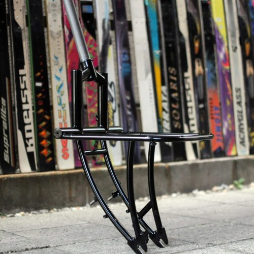 【BACK IN STOCK!!】CRUST BIKES Clydesdale Fork