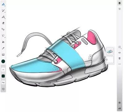 Comment Dessiner Des Chaussures Guide Etape Par Etape Adobe