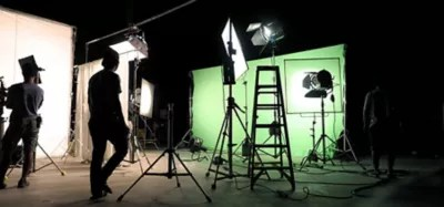 how to use a green screen how does a