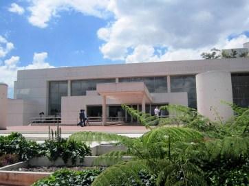 Library in Bogota