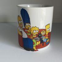 Hrnček malý Simpsonovci