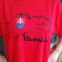 Pánske tričko Slovensko