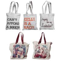 Nákupné plátené tašky