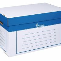 Archívny kontajner VICTORIA, 320x460x270 mm