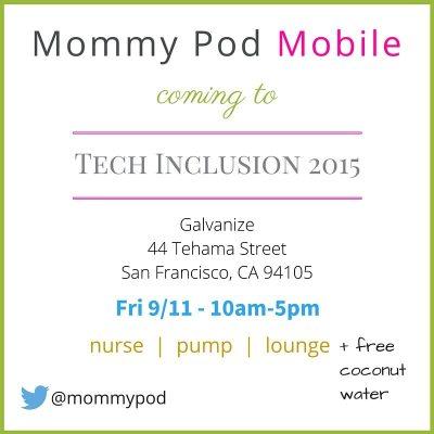 Tech Inclusion 2015 flyer