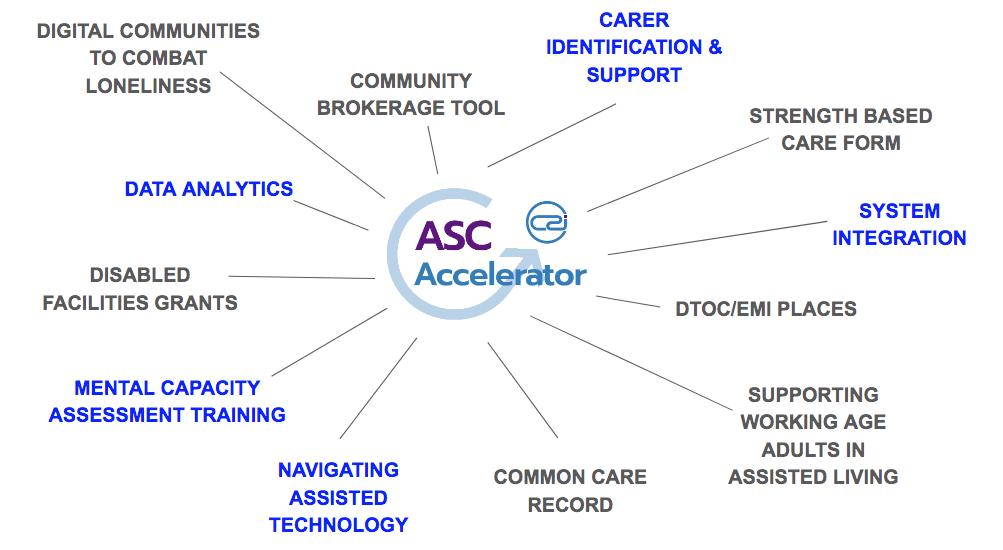 adult social care accelerator