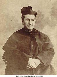 Святой Иоанн Боско