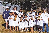 Strassenkinder- Kinderheim in San-Pablo Chile