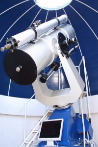 Il telescopio da 40 cm
