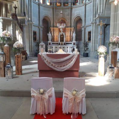 katholische Kirche St.Peter und Paul Bern