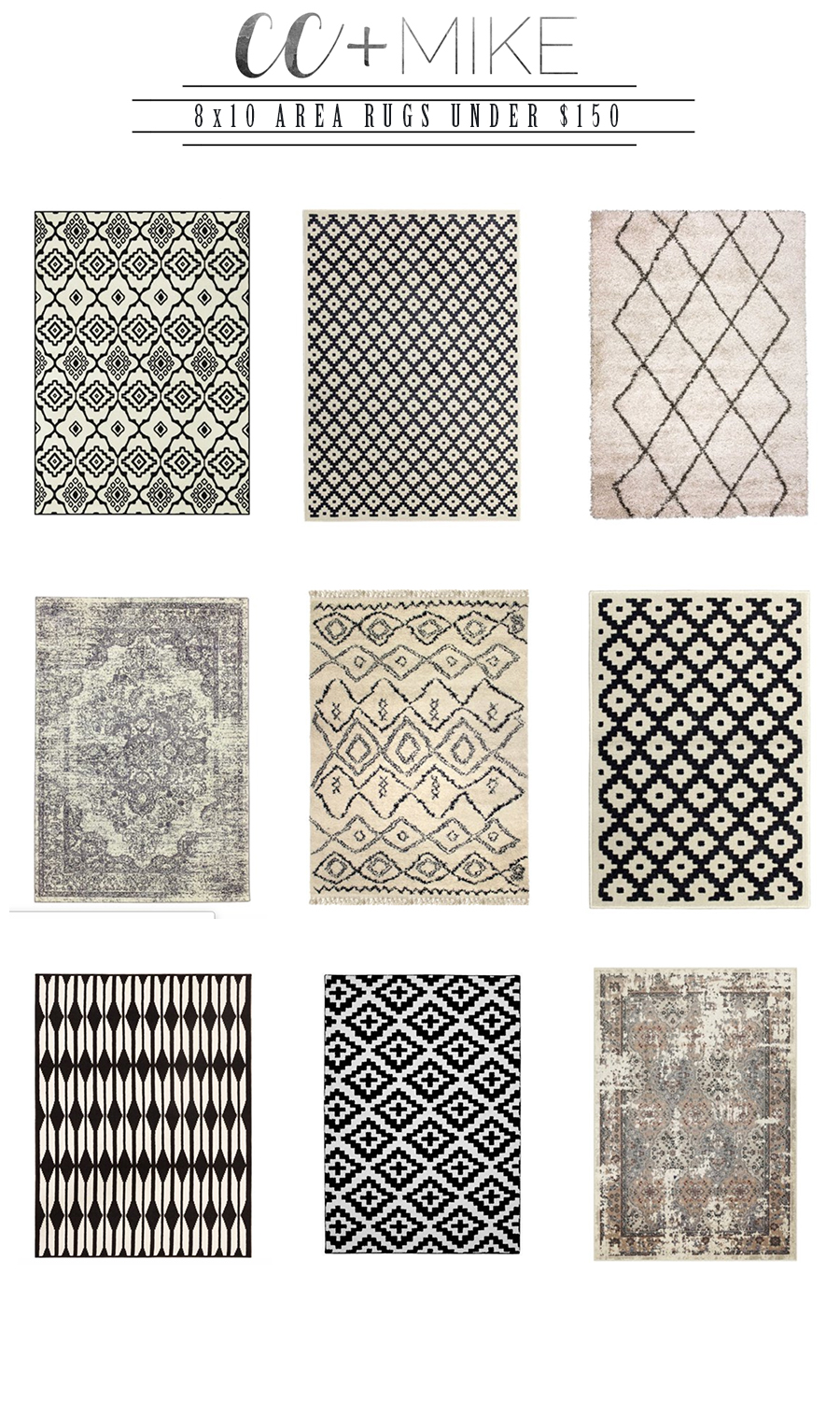 walmart 8x10 affordable area rugs
