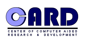 CARD - Center of Computer Aided Research and Development
