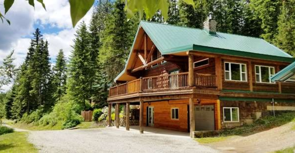 Kingston Real Estate For Sale Silver Valley Land Log Cabin Acreage