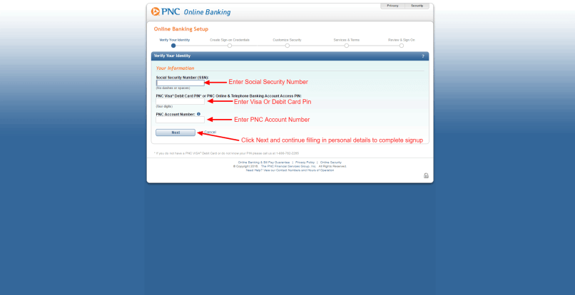 How Do I Activate My Pnc Debit Card Online   mamiihondenk org