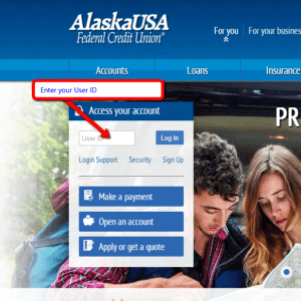 Alaska Bank