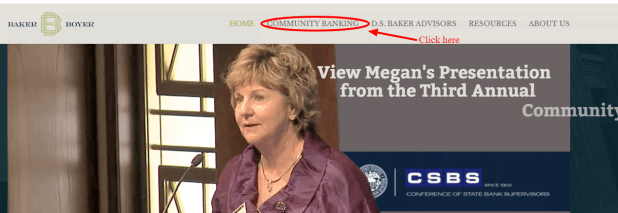 Baker Boyer Community Page