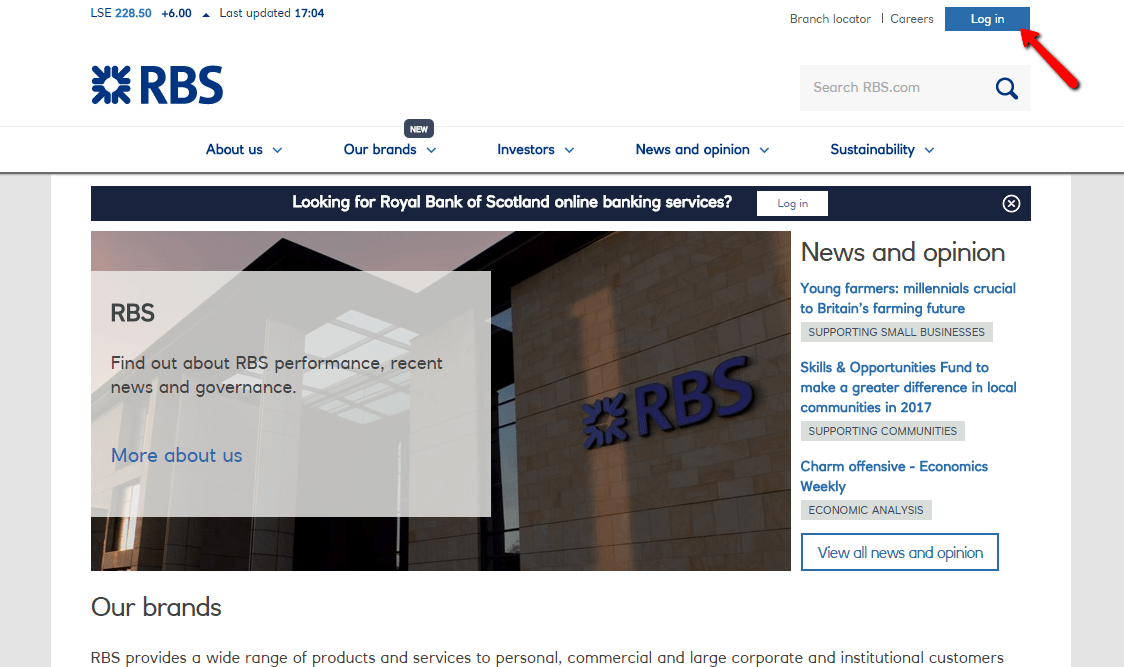 Rbs Personal Banking