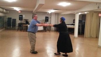 Gerry, Ann dancing 2