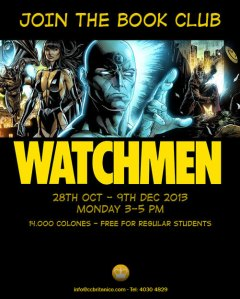 Watchmen-Book Club