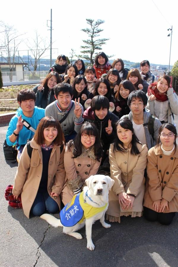 【チャレンジファンド紹介3】 チームわんわん「介助犬ってわんダフル~みんなで広めよう~」