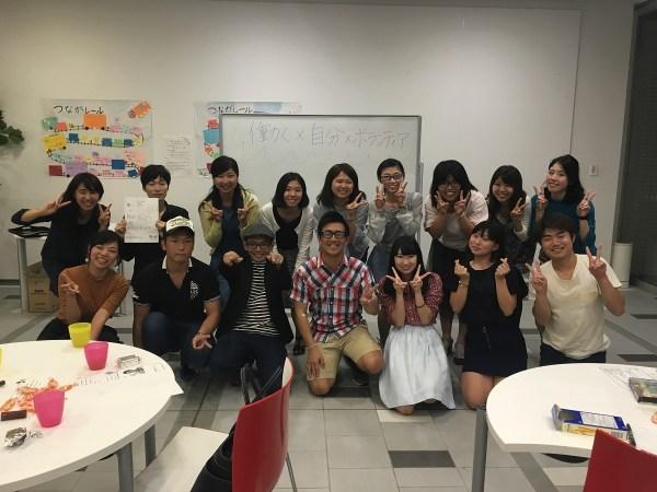 【学生スタッフ】社会人から学ぶボランティア講座
