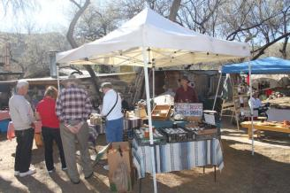 Vendor Willow from Tucson