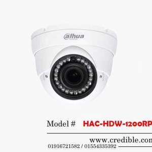 Dahua Camera HAC-HDW-1200RP