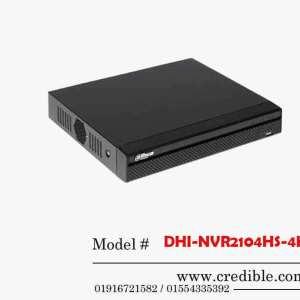 Dahua NVR DHI-NVR2104HS-4KS2