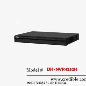 Dahua NVR DHI-NVR5232-4KS2