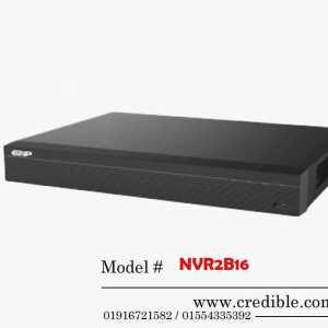 Dahua NVR NVR2B16
