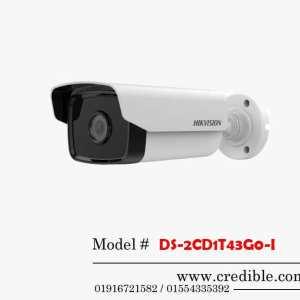 Hikvision Camera DS-2CD1T43G0-I