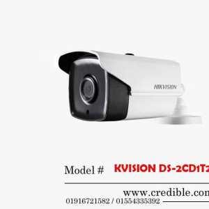 Hikvision Camera KVISION DS-2CD1T23G0-I