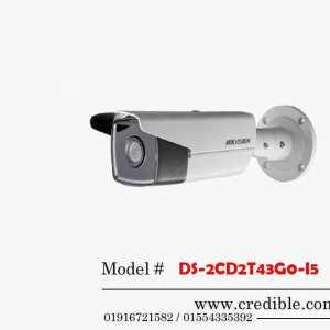 Hikvision Camera DS-2CD2T43G0-I5