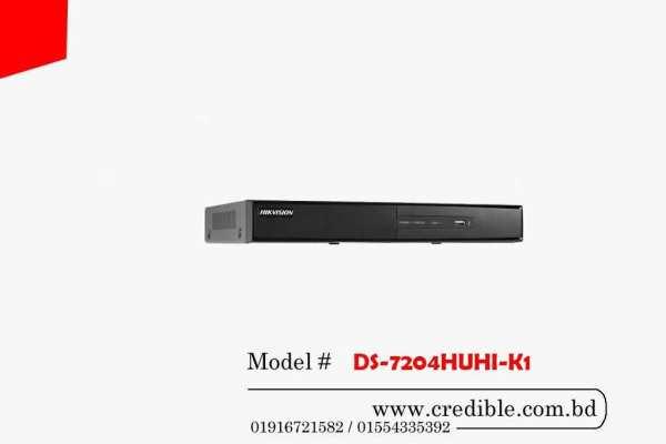 Hikvision DVR DS-7204HUHI-K1