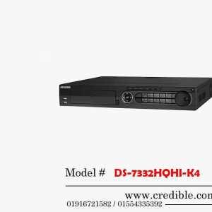 Hikvision DVR DS-7332HQHI-K4