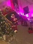 up close santa