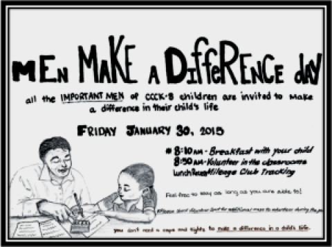 men make a difference pic