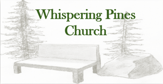 whispering pines church