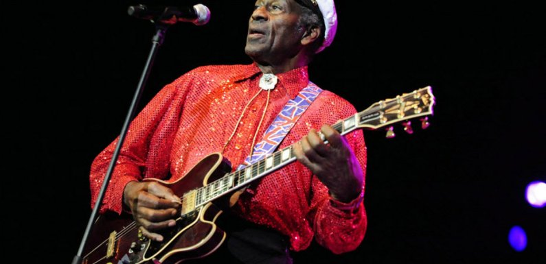 Giants of pop owe it all to Chuck Berry