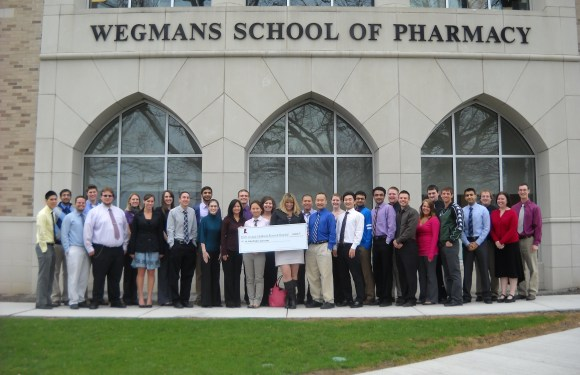 HVCC signs pharmacy agreement with St. John Fisher College