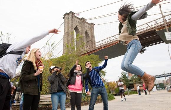 Transferring to St. Joseph's College in New York