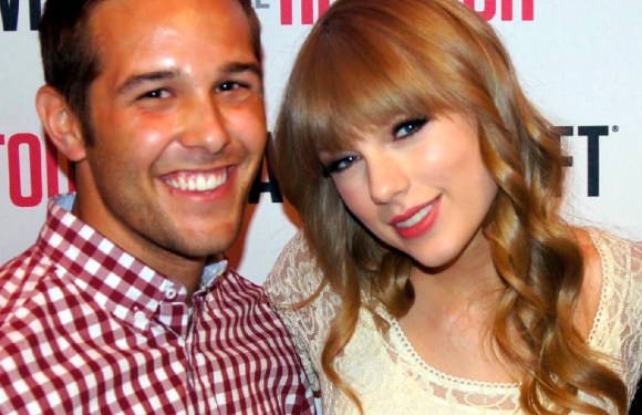 Meet Tyler, Taylor Swift's No. 1 fan