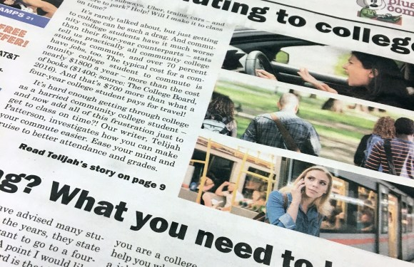 Campus News to go monthly for 2018-19!